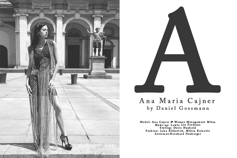 Fashion & Beauty by Daniel Gossmann 29 Ana Cajner